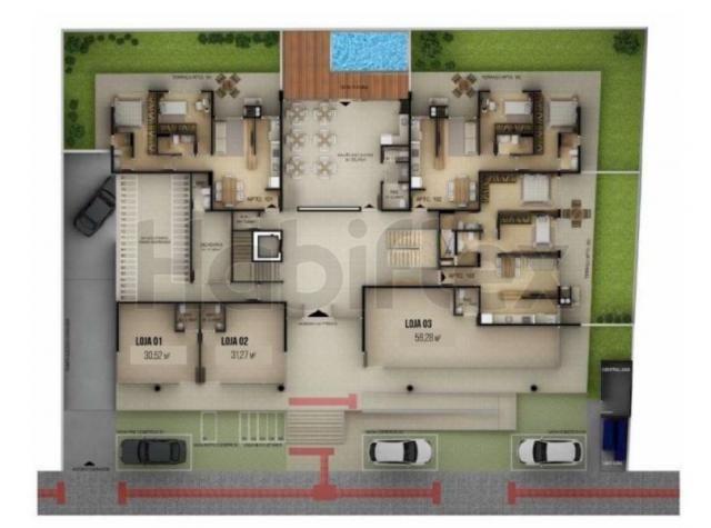 Apartamento à venda com 2 dormitórios em Ribeirão da ilha, Florianópolis cod:1067 - Foto 4