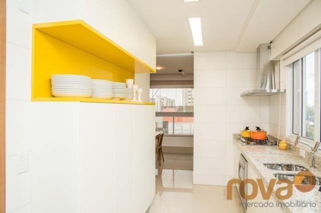 Apartamento à venda com 3 dormitórios em Setor bueno, Goiânia cod:NOV235442 - Foto 11