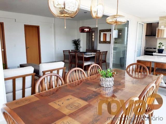 Apartamento à venda com 3 dormitórios em Setor bueno, Goiânia cod:NOV235705 - Foto 2