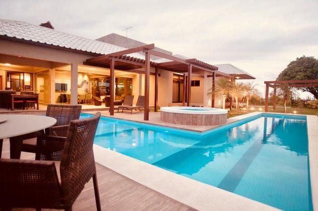 Oportunidade - Casa no Lagos Country e Resort com 5 suítes - Foto 13