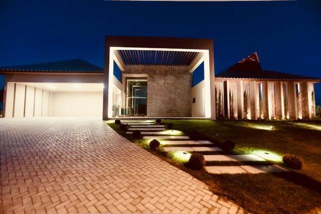 Oportunidade - Casa no Lagos Country e Resort com 5 suítes - Foto 2