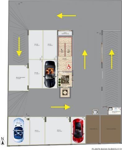 Apartamento à venda com 3 dormitórios em Cidade alta, Bento gonçalves cod:9904575 - Foto 13