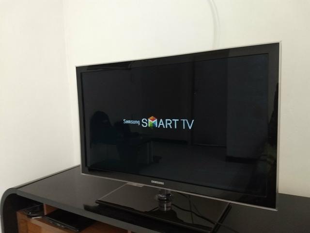 Smart Tv Samsung 32' defeito no Display UN32D5500