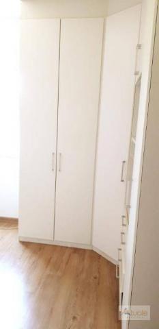 Apartamento com 3 dormitórios para alugar, 65 m² - parque euclides miranda - sumaré/sp - Foto 12