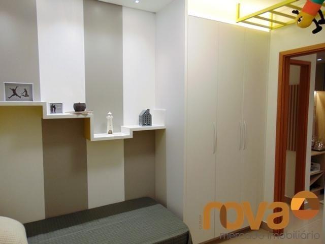 Apartamento à venda com 3 dormitórios em Setor bueno, Goiânia cod:NOV235464 - Foto 12
