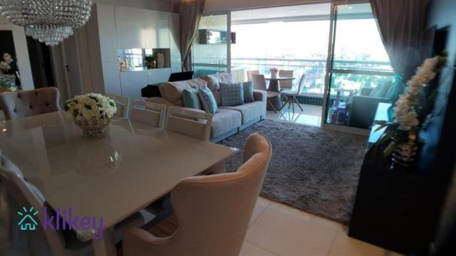 Apartamento à venda com 3 dormitórios em Fátima, Fortaleza cod:7426