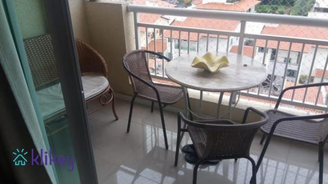 Apartamento à venda com 3 dormitórios em Cidade dos funcionários, Fortaleza cod:7474 - Foto 13