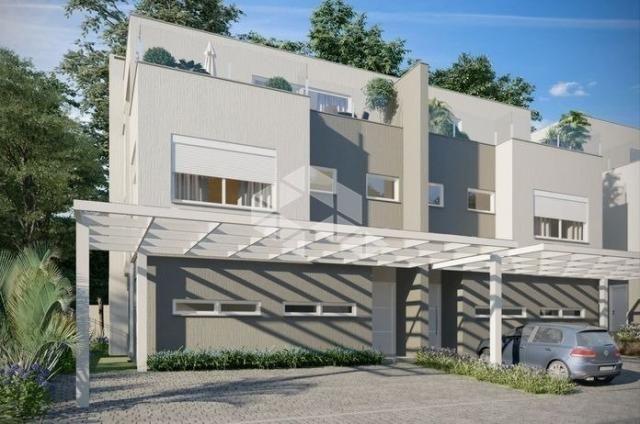 Casa à venda com 3 dormitórios em Pedra redonda, Porto alegre cod:9907521