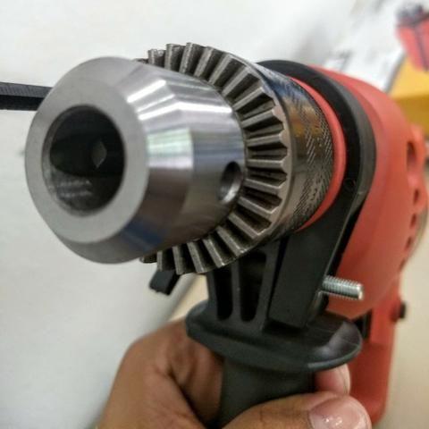 Furadeira e Parafusadeira de Impacto 500W - Auto Reverse - Foto 6