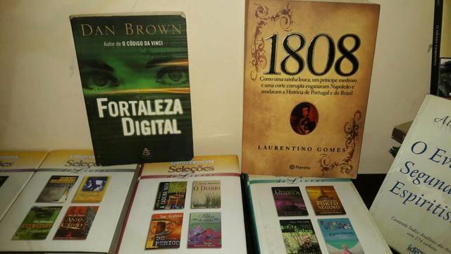Livros seminovos - Foto 3