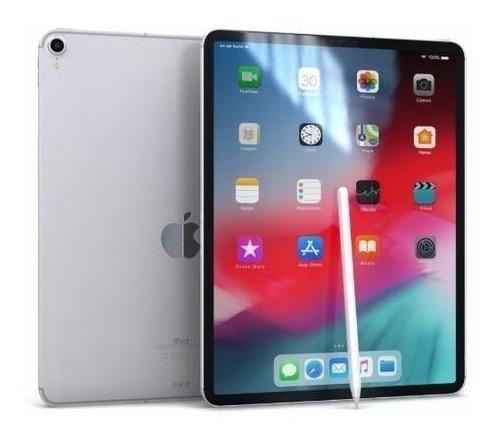 IPad Pro Silver Wifi 12'9 256gb + Apple Pencil 2 Garantia Abril 2020