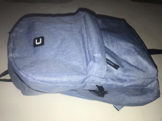 Mochila azul masculina 30,00 - Foto 2