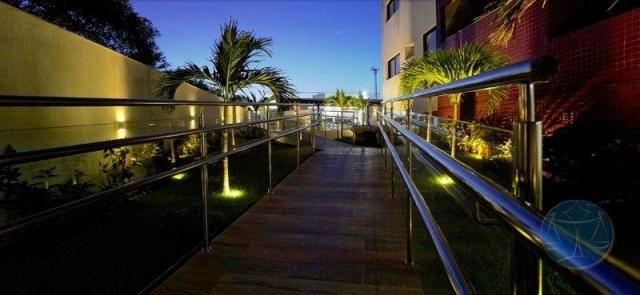 Apartamento à venda com 3 dormitórios em Barro vermelho, Natal cod:8455 - Foto 10