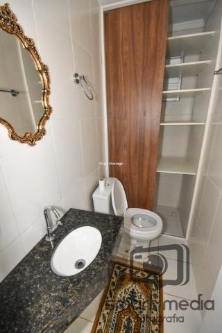 Apartamento para alugar com 2 dormitórios em Capao raso, Curitiba cod:14591001 - Foto 8