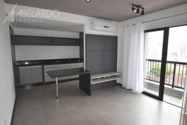 Abelardo imóveis - aluga apartamento estilo loft, com 35,89m², contendo 1 dormitório. - Foto 2