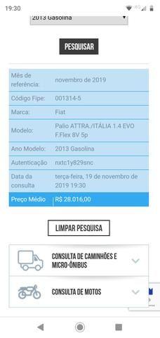 PALIO Attractive 1.4 Flex 2012/2013 - Foto 10