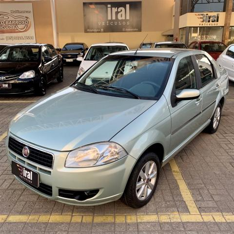 FIAT SIENA 2009/2010 1.0 MPI EL CELEBRATION 8V FLEX 4P MANUAL