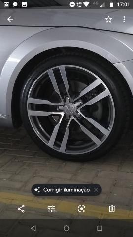 """Roda Audi TT 19"""" com pneu Original"""