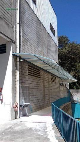 Galpão à venda, 1400 m² por r$ 2.200.000 - jardim tomé - embu das artes/sp - Foto 16