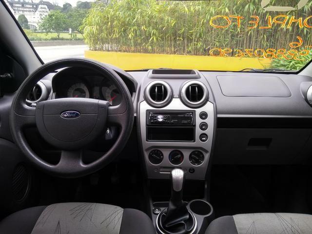 Fiesta 2010 1.6 Hatch Completo - Foto 4