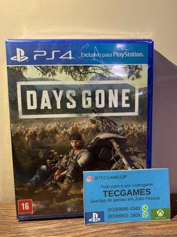 DAYS GONE PARA PS4 lacrado