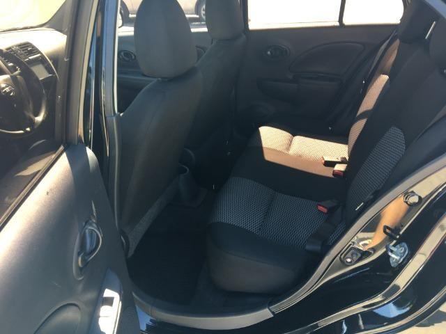 Nissan New March S 1.0 16/17 - IPVA 2020 Já foi PAGO! - Foto 8