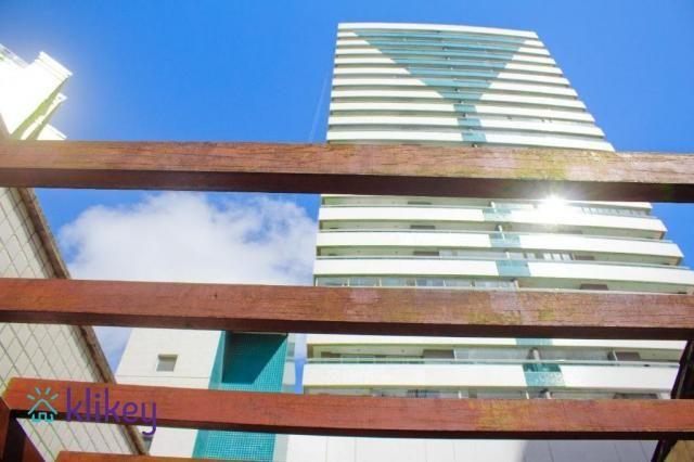 Apartamento à venda com 3 dormitórios em Fátima, Fortaleza cod:7443