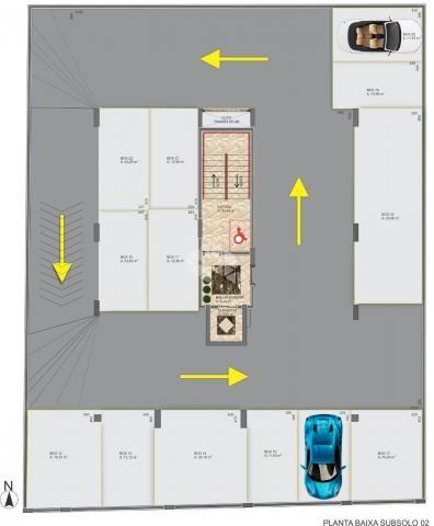 Apartamento à venda com 3 dormitórios em Cidade alta, Bento gonçalves cod:9904575 - Foto 14