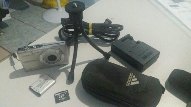 Camera Digital Olympus (kit completo) R$ 70,00