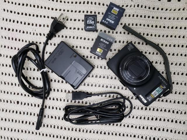 Camera Nikon Coolpix S9300 - Foto 6