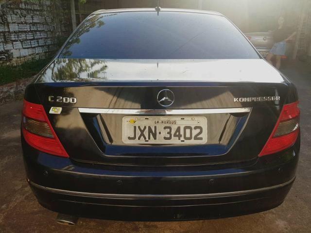 Vendo Mercedes C200 - Foto 4
