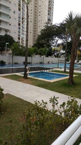 Apartamento 90 m², 2 suítes, sala estendida, varanda gourmet, 1 vaga, Aquárius - Foto 16
