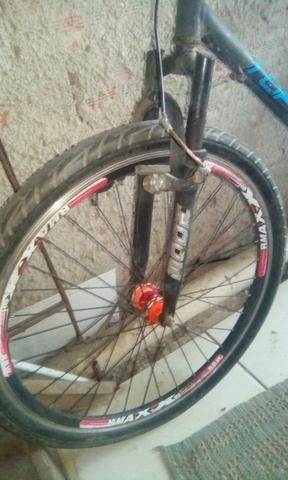 Troca por bike aro 20 - Foto 2