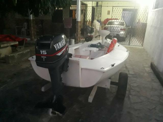 Barco modelo dinque