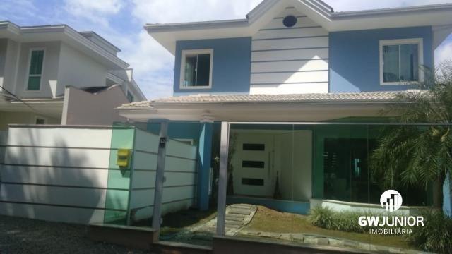 Casa à venda com 4 dormitórios em Saguaçu, Joinville cod:487
