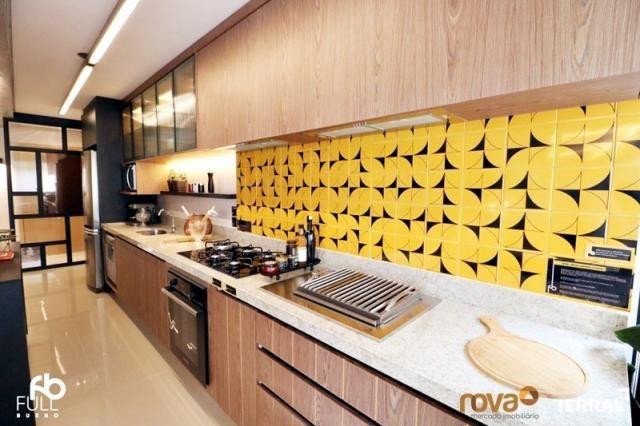 Apartamento à venda com 3 dormitórios em Setor bueno, Goiânia cod:NOV235717 - Foto 10