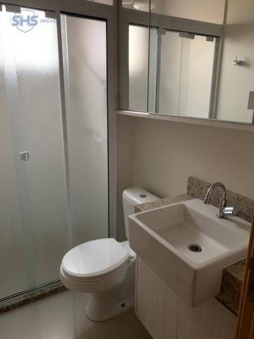 Apartamento com 2 dormitórios para alugar, 56 m² por r$ 1.400/mês - fortaleza - blumenau/s - Foto 13