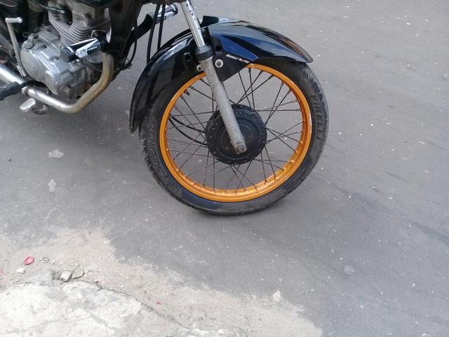 Troco em rodas de liga leve - Foto 2