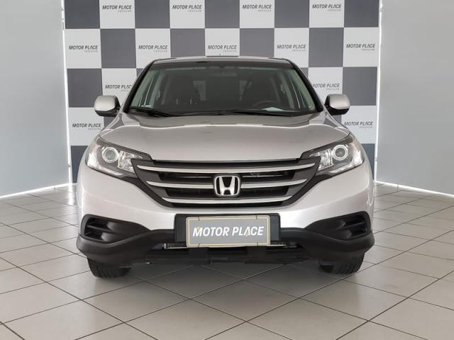 HONDA CRV 2.0 LX 4X2 16V FLEX 4P MANUAL