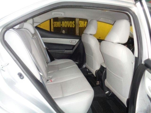 Toyota Corolla 1.8 gli upper 16v flex 4p automático - Foto 13