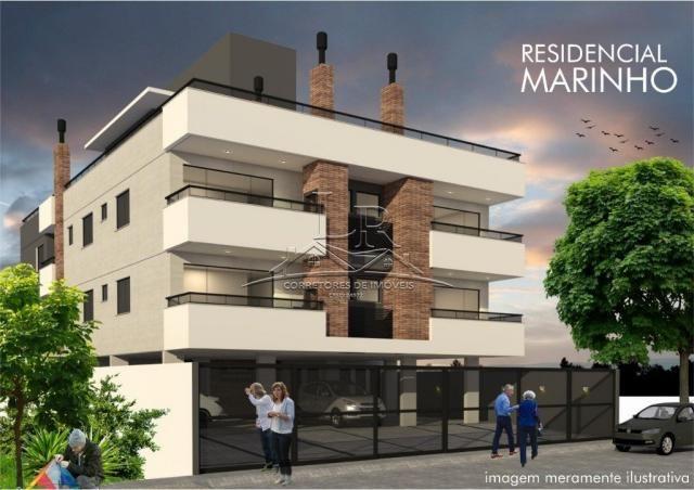 Apartamento à venda com 2 dormitórios em Ingleses do rio vermelho, Florianópolis cod:1647 - Foto 2