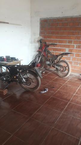 Estou vendendo carregado de baterias de moto - Foto 2