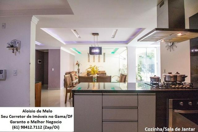 Aloisio Melo Vde: Q. 01 S/Leste! Sobrado, 2 Casas c/3 Quartos, Aceita Financ./FGTS - Foto 7