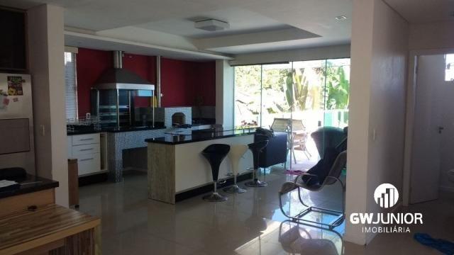 Casa à venda com 4 dormitórios em Saguaçu, Joinville cod:487 - Foto 8