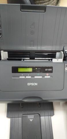 Scanner epson GT-S55 em uso - Foto 2