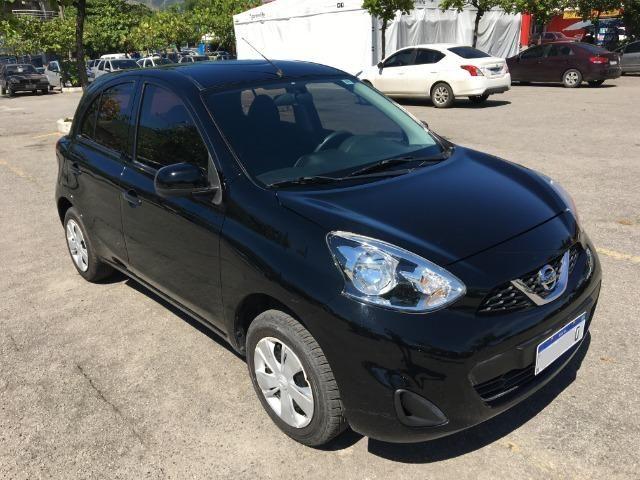 Nissan New March S 1.0 16/17 - IPVA 2020 Já foi PAGO! - Foto 2