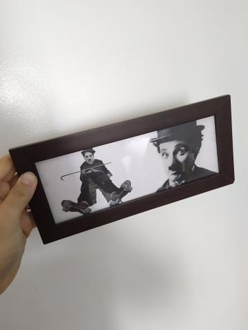 Quadro temático Charles Chaplin