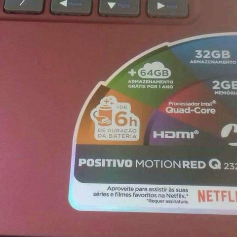 Vendo notebook positivo - Foto 2