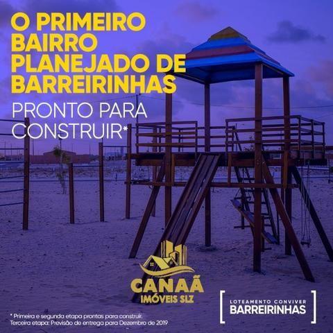 Loteamento de Casa em Condomínio na Cidade de Barreirinhas / Parcela Só R$ 295,00 Mês - Foto 7