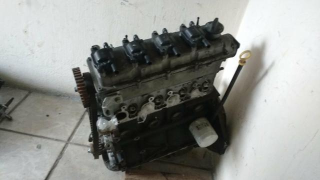 Motor parcial chevrolet ônix 1.4 ano 2015 usado original - Foto 3